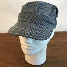 Railroad Engineer Cap Circle A Brand Hand Crafted Quality Size Small CH20