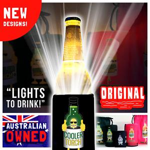 Cooler Torch   Original Edition   Lights to drink!