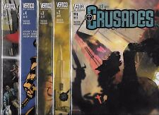 THE CRUSADES #1-#20 SET (NM-) DC VERTIGO