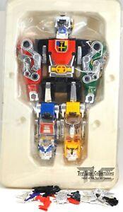 Voltron WEP Lion Robot Combiner Figure Vintage 1984 with Insert & Accessories