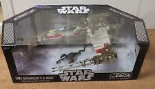 STAR WARS LUKE SKYWALKER'S X-WING FIGHTER SAGA COLLECTION MISB