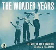 VARIOUS ARTISTS - THE WONDER YEARS: AGE OF INNOCENCE NEW CD