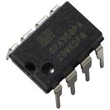 OPA350PA Burr Brown Op-Amplifier 38MHz 22V/µs Single Supply OpAmp DIP-8 855952