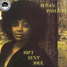 SUSAN PHILLIPS Soft Sexy Soul NEW & SEALED 70s SOUL LTD ED LP RSD 2017 NORTHERN