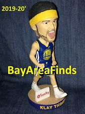 Golden State Warriors Klay Thompson Headband Bobblehead 11/27/2019 SGA Bobble