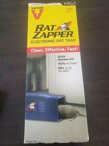 Rat Zapper Classic RZC001-4 Indoor Electronic Rat Trap - 1 Trap