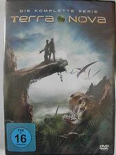 Terra Nova - Komplette Serie 4 DVDs, Steven Spielberg, Dinosaurier Vergangenheit