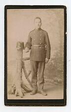 CDV . Soldat SUISSE . Soldier SWITZERLAND .