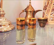 2 Perfume Oils - Tom Ford Noir Extreme and Mandarino di Amalfi each 6ml (0.20oz)