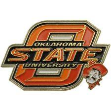 Oklahoma State Cowboys 2-Tier Lapel Pin