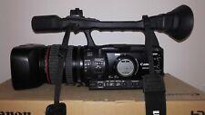 VIDEOCAMERA PROFESSIONALE HDV CANON XH A1S MINI DV