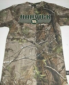 Kevin Harvick Nascar # 29 Camouflage T-shirt, 2X