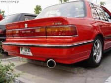 JDM Honda civic EF2 EF Sedan flush spoiler MUGEN 4drs Sir B16a 88-91 RARE mount