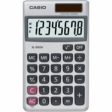 Casio SL-300SV Basic Calculator