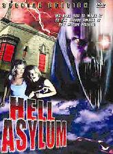 Hell Asylum (DVD, 2002, Special Edition)