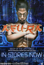 Afu-Ra 2000 Body of the Life Force Original Promo Poster