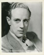 LESLIE HOWARD Handsome 1930s MGM Studio Portrait Photo GONE WITH THE WIND