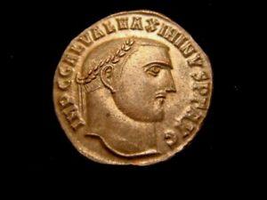 MAXIMINUS II. AD 309-313. FOLLIS. Antioch. GENIO AUGUSTI.  CHOICE!