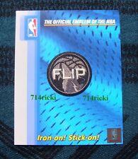 Official NBA 2015 - 2016 Flip Saunders Memorial Minnesota Timberwolves patch