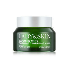 [LADY&SKIN] Blooming White Oxybright Overnight Mask - 90g