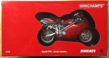 Ducati 999 Minichamps Red 1/12