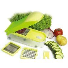 Früchte- und Gemüseschneider Früchteschneider Gemüse-Schneider Zwiebelschneider