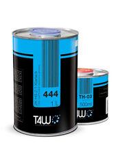 T4W Acrílico Pintura Barniz Claro 2K - 1Litro + 0,5 Litro Endurecedor (59408)