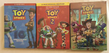 Toy Story Collection, Toy Story 1, 2, 3,  Includes All 3 Movies, 5 DVDs