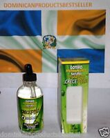3 UNITS CRECE PELO BOE DROPPER 4.25 OZ HAIR GROWTH  FRETE GRATIS BRASIL