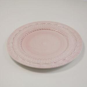 Porcelain Embossed Charger Plates 4 Colors Pastel Plates Easter Spring Dinner
