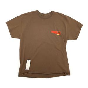 Travis Scott Astroworld Festival Bleached Tee (93665-239) Men's Size S-XL