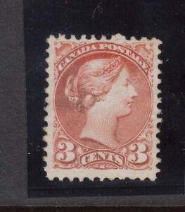 Canada #37ii Mint
