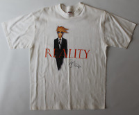 Davie Bowie signed autographed Tour Shirt! RARE! Guaranteed Authentic!