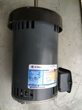 1 NEW GE 5KCP49UN6040S COMMERCIAL A-C MOTOR 1HP 1PH ***MAKE OFFER***