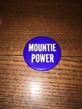 Rare Vintage 1970s Era College / High School  Football Pinback Button Pin