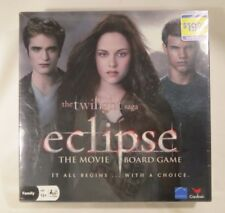 THE TWILIGHT SAGA ECLIPSE THE MOVIE BOARD GAME BRAND NEW & SEALED!!!