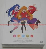 New Toradora Complete Blu-ray Box First Limited Edition Japan KIZX-90368