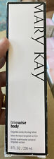 Mary Kay TimeWise Body Toning Lotion. - 8 fl. oz - Dry to Oily Skin. NIB
