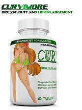 CURVIMORE Breast Enlargement, Bust Lift, Booty Enlargement, Augmentation Pills