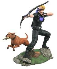 More details for marvel gallery comic hawkeye pvc statue