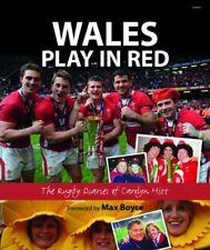Wales Play in Red - The Rugby Diaries of Carolyn Hitt,Carolyn Hitt