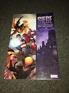 Siege : Mighty Avengers (2011, Trade Paperback)