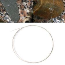 1m DIY Coping Saw Blades Cutting Metal Wire Diamond Emery Jade Metal Stone Glass