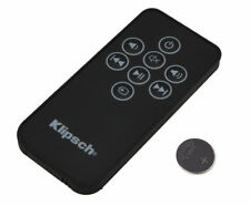 Remote Control For Klipsch KMC3 KMC-3 With Coin Battery