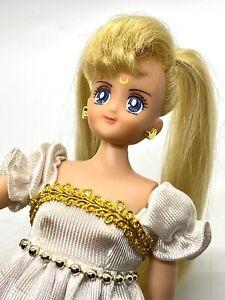 """Sailor Moon Princess Serena Irwin Deluxe Adventure Doll 11.5"""" Pretty Face 2000"""