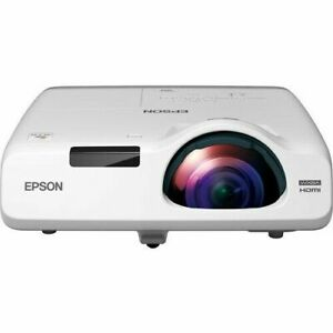BRAND NEW Epson PowerLite 525W Short Throw LCD Projector HDMI FREE SHIPPING