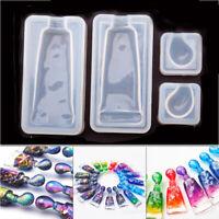 Silicon Mould Schimmel aus Resin Werkzeuge zur Herstellung von Schmuck UV Epoxy