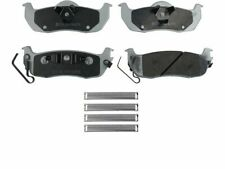 For 2004 Nissan Pathfinder Armada Disc Brake Pad and Hardware Kit Rear 72676ZC