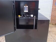 3000 Litre Steel Bunded Generator Feed Storage Tank By Fuel Safe UK