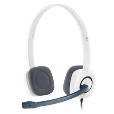 981-000350 Logitech Stereo Headset H150 Coconut - 981-000350  (Headsets Micropho